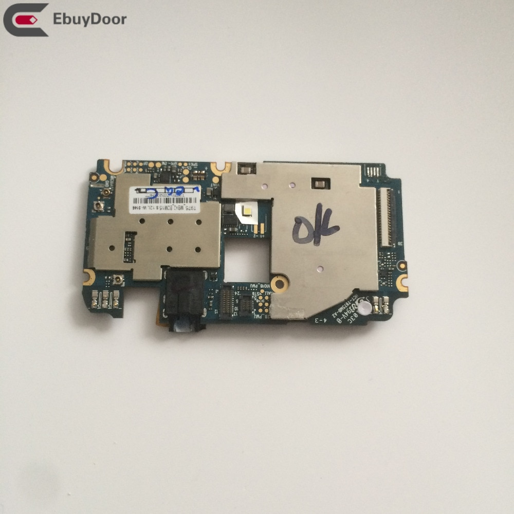 Segunda mano Ulefone Power 2 Placa base 4G RAM + 64G ROM placa base MTK6750T Octa Core 5,5 pulgadas 1920x1080 envío gratis
