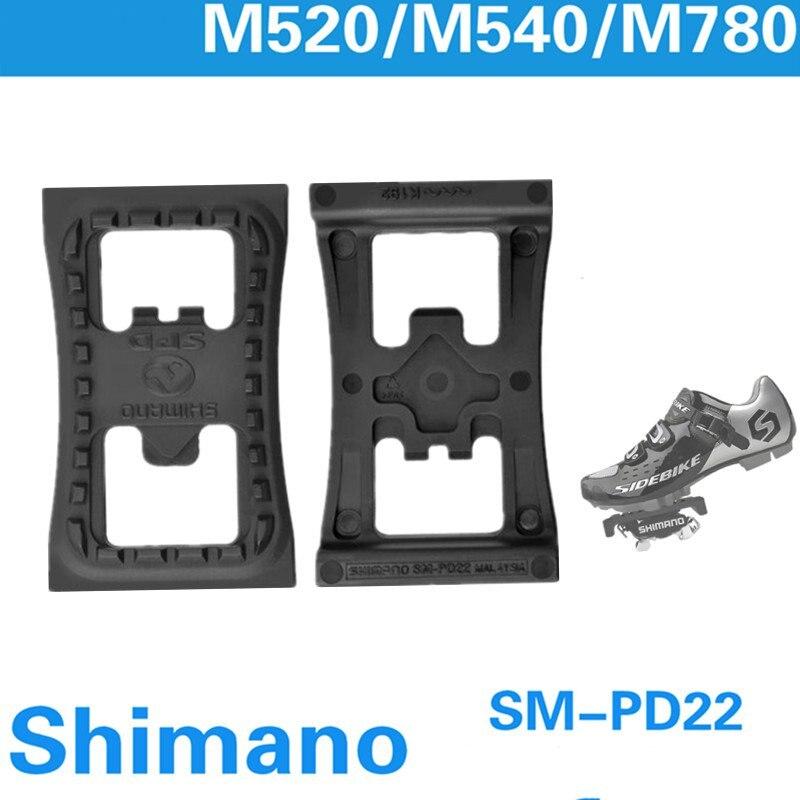 Плоская педаль Shimano SM-PD22 SPD Cleat для M520 M540 M780 M980