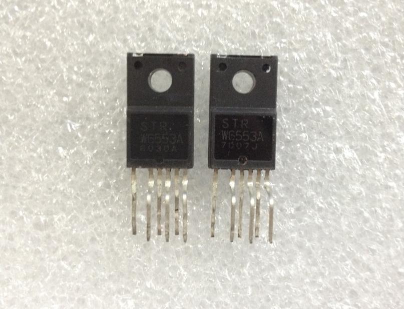 STRW6553A STR-W6553A  TO-220F-6