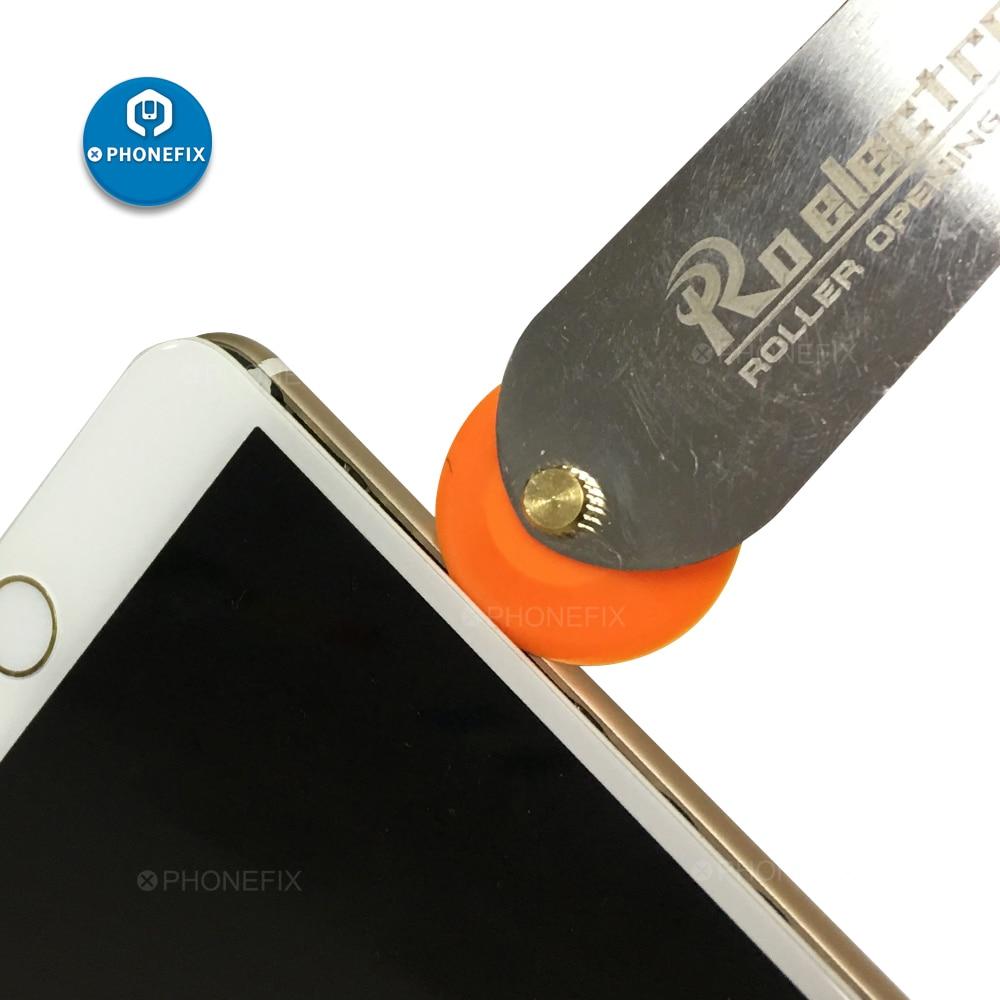 Instrumente cu rolă de deschidere pentru demontare smartphone pentru iPhone iPad Samsung tablet laptop reparare deschidere ecran PC