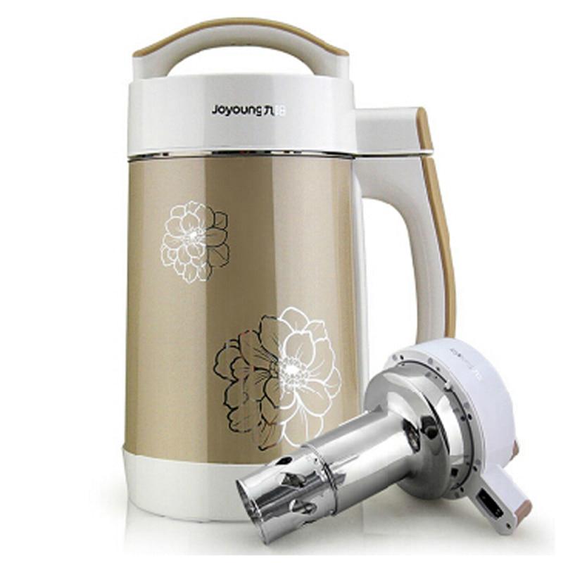 Интеллектуальная машина для производства соевого молока, бытовая многофункциональная Автоматическая зерновая шлифовальная машина