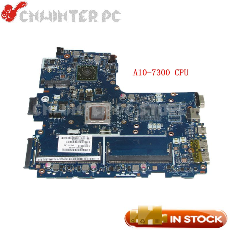NOKOTION ZPL45 55 LA-B191P 773075-601 773075-001 For Hp Probook 455 G2 Laptop Motherboard A10-7300 cpu onboard DDR3