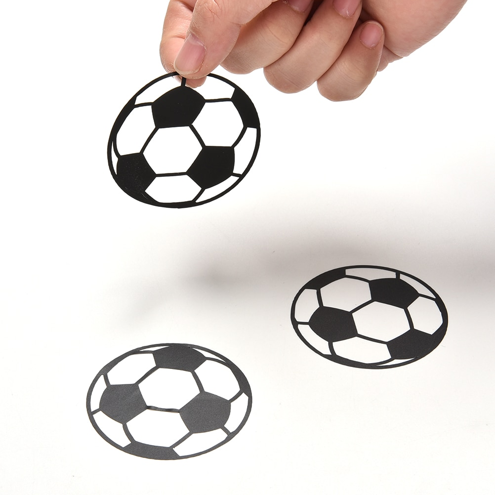 Hot Sale 20PCS/Set Football Soccer Ball Boys Wall Stickers For Kids Rooms Children Nursery Room Sticker decals Wallpaper Poster