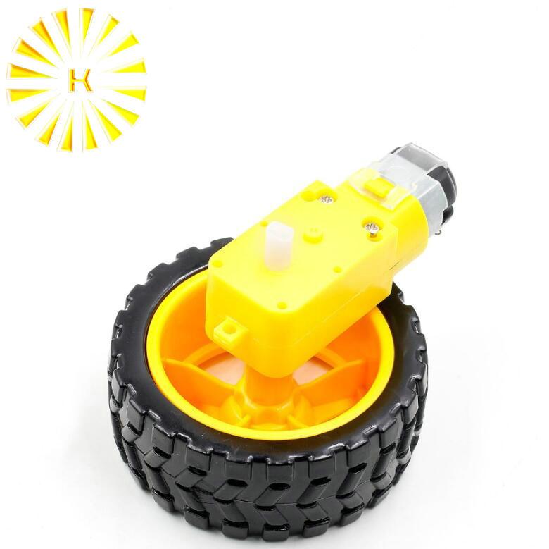 Мотор TT Motor для умного автомобиля, робо