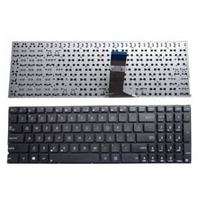 YALUZU clavier dordinateur portable AMÉRICAIN POUR ASUS X555 X555B X555D X555L X555LA X555LJ X555LB X555U X555Y noir