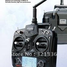Walkera Devo 7 DEVO 7 Transmitter 7 Channel DSSS 2.4G Transmitter Without Receiver for Walkera Helis