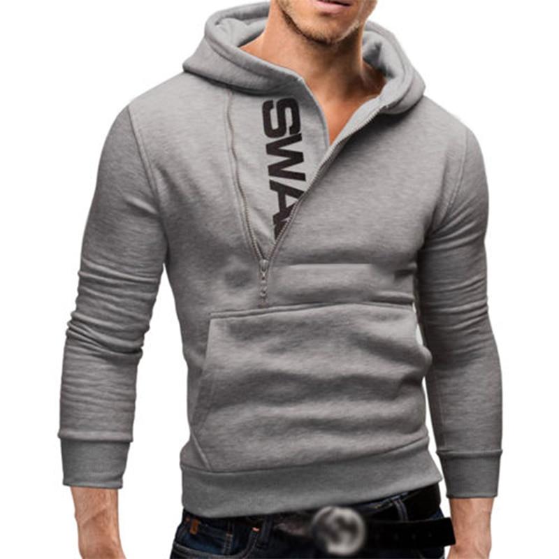 Мужские футбольные майки на молнии с буквенным принтом, мужская верхняя одежда на осень и зиму, мужская спортивная одежда для фитнеса, толстовки, верхняя одежда 4XL