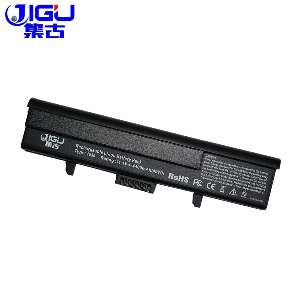 JIGU 6 celdas de batería del ordenador portátil para DELL XPS M1530...