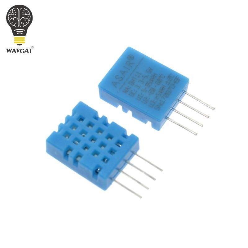 Sensor Digital de temperatura y humedad WAVGAT DHT11 DHT-11 para arduino DIY KIT