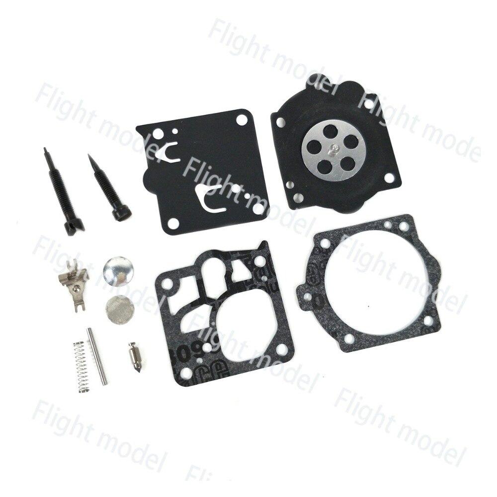 Kits de reparación de modelo de carburador de vuelo para motor de Gas DLE111/DLE85/DLE120 100% DLE Original