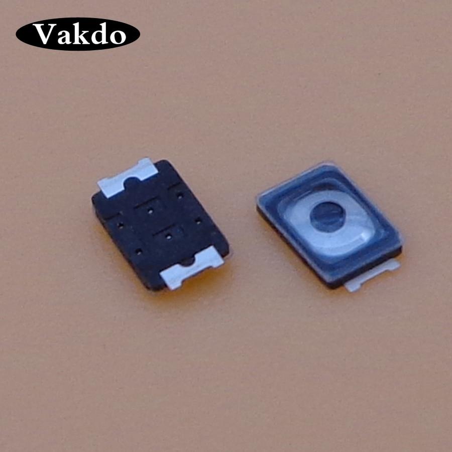 50X de interruptor de palanca Nob poder dormir en botón Micro pieza de primavera para iPhone 5 5G iPhone5 5S 5C toma de auriculares Flex Cable