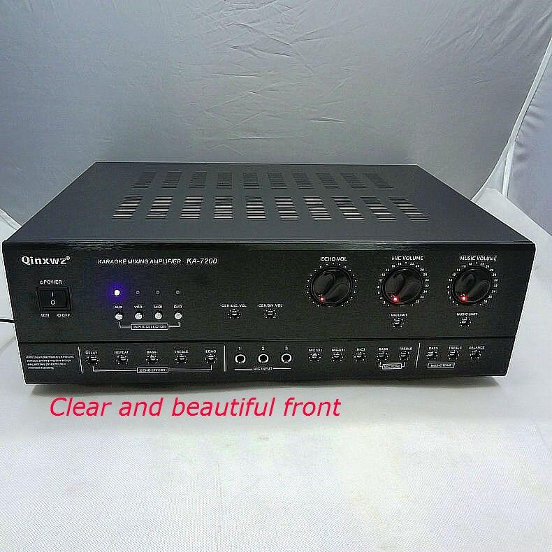 Супер мощный 10 шт. 28C5200 транзисторов, профессиональный инженерный усилитель мощности KTV borne, аудио караоке