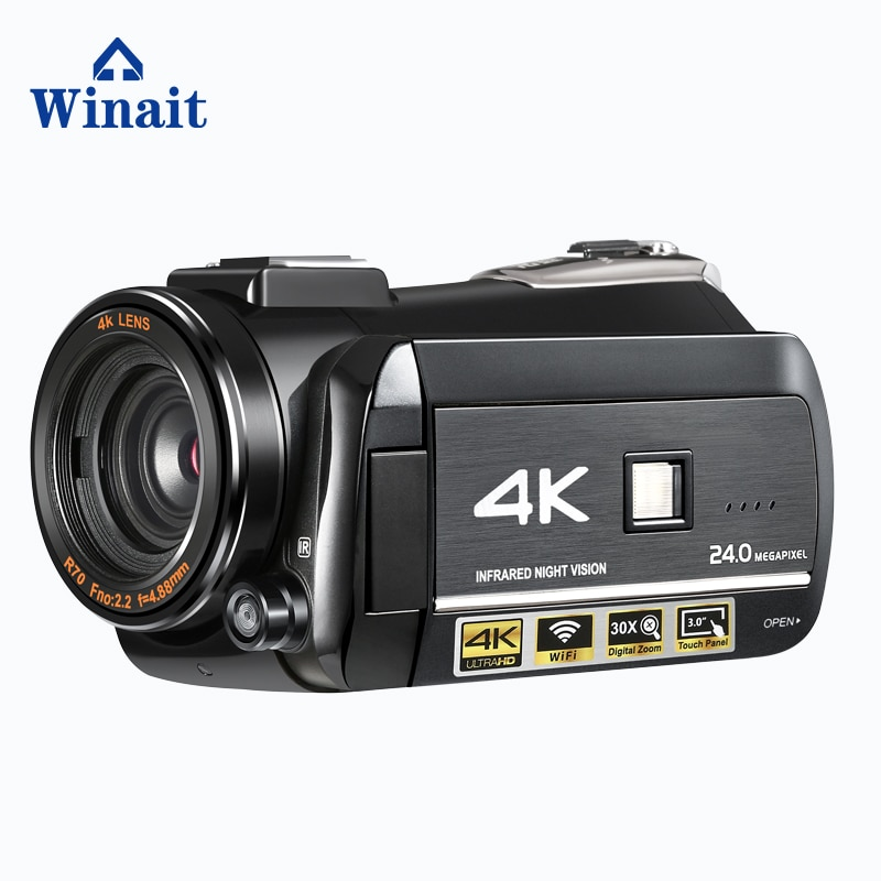 Winait Nachtsicht UHD 4k Digital video Wifi Kamera/Camcorder