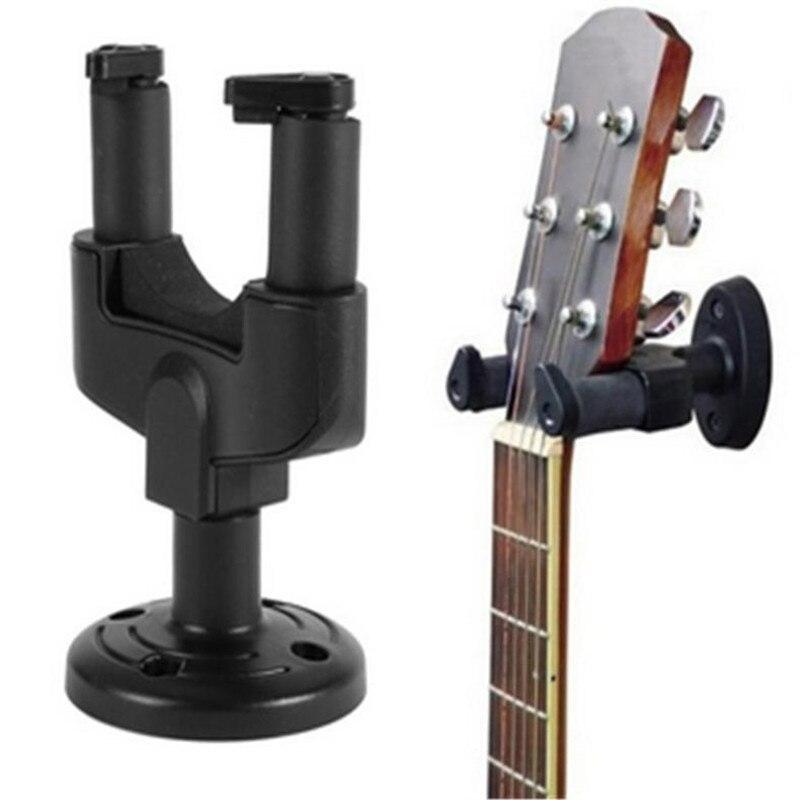 1 Pc guitare électrique support mural support support crochet support pour toutes les tailles guitares universel chaîne Instruments titulaire