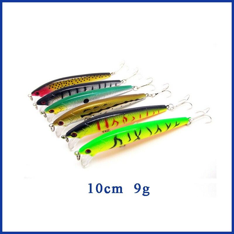 5 uds señuelo de pesca Minnow paquete mixto señuelo de piscardo conjunto Larser superficie señuelo