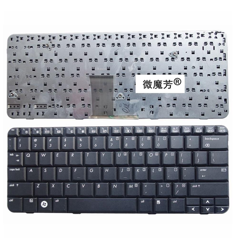 Черная новая английская клавиатура для ноутбука HP TX1000 TX2000 TX2100 TX2500 TX2010 TX2017 TX2005