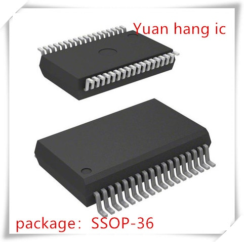 Nuevo 2 unids/lote BTS5481SF BTS5481 SSOP-36 IC