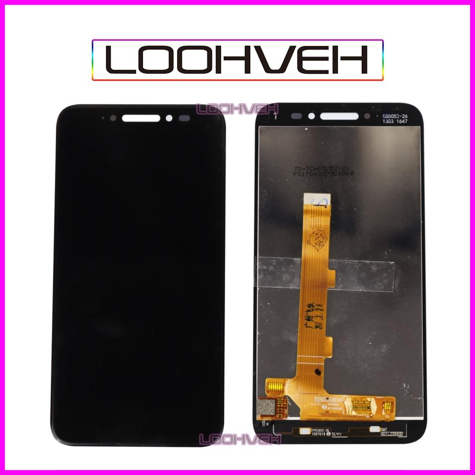 "5,0 ""para Alcatel One Touch Shine Lite 5080X 5080A 5080U 5080F 5080Q OT5080 LCD pantalla táctil montaje digitalizador completa"