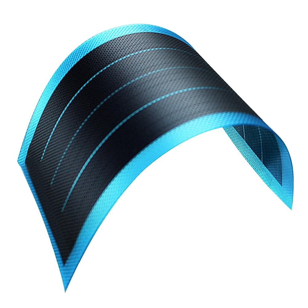 Panel Solar de película delgada para niños, Cargador Solar Flexible, Placa de...