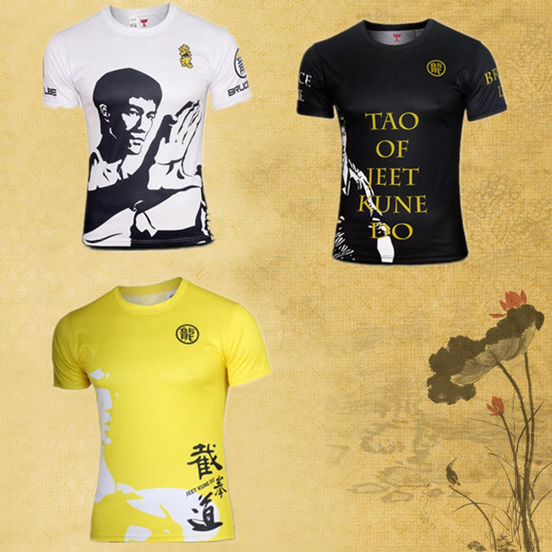 Camiseta boxing Muay Thai T camisa Muay Thai Blitz Judo Kickboxing Karate coreano Taekwondo Kung Fu camiseta