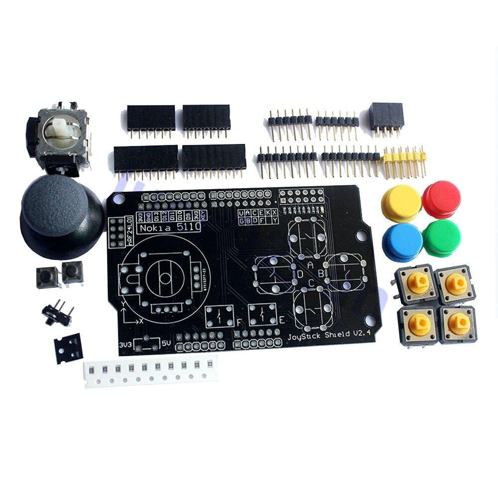 Фотомодуль для Arduino, плата расширения D