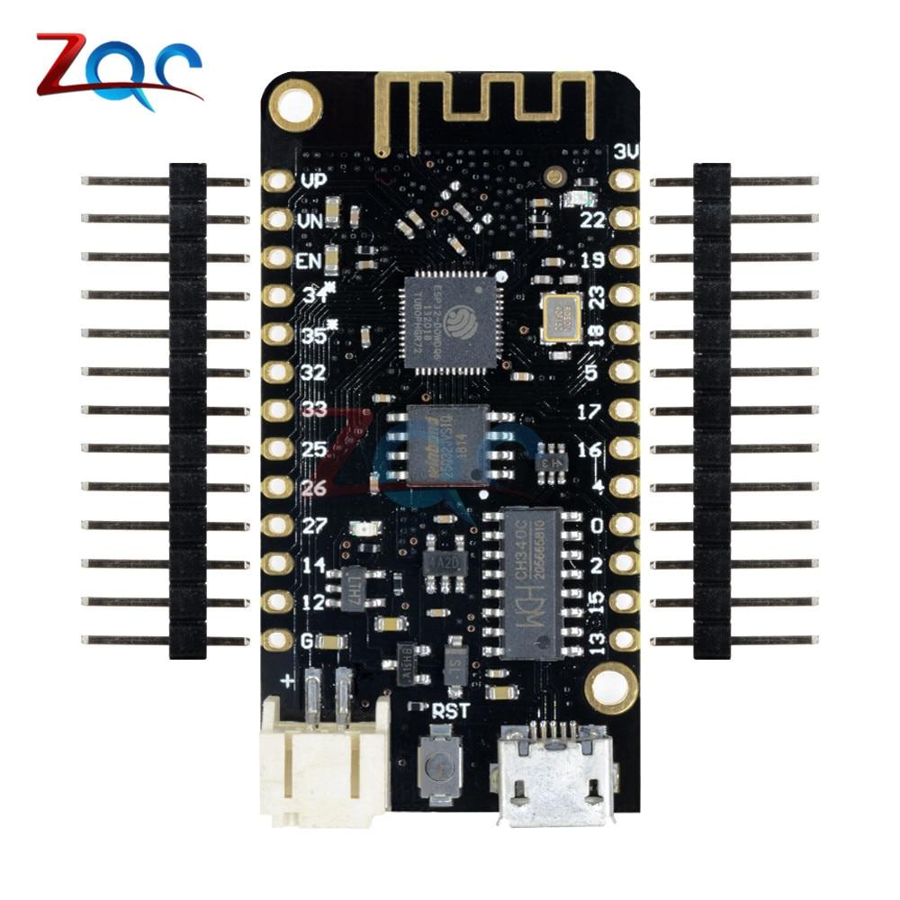 Плата для разработки WEMOS Lite V1.0.0 Wifi Bluetooth, антенна ESP-32 ESP32 CH340 CH340G Rev1 MicroPython 4 Мб Micro USB