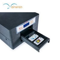 CE certification uv printer a4 multicolor phone case impressora with 3d effect