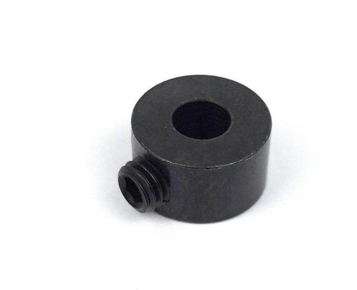 SWMAKER Black Color 5MM Openbuilds Shaft Lock Collar - V Slot Linear Extrusion - 3D Printer RepRap parts