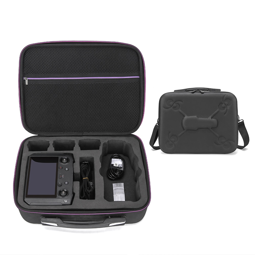 حقيبة تخزين من البولي يوريثان مقاومة للماء للطائرة بدون طيار DJI Mavic2 ، حقيبة مقاومة للصدمات