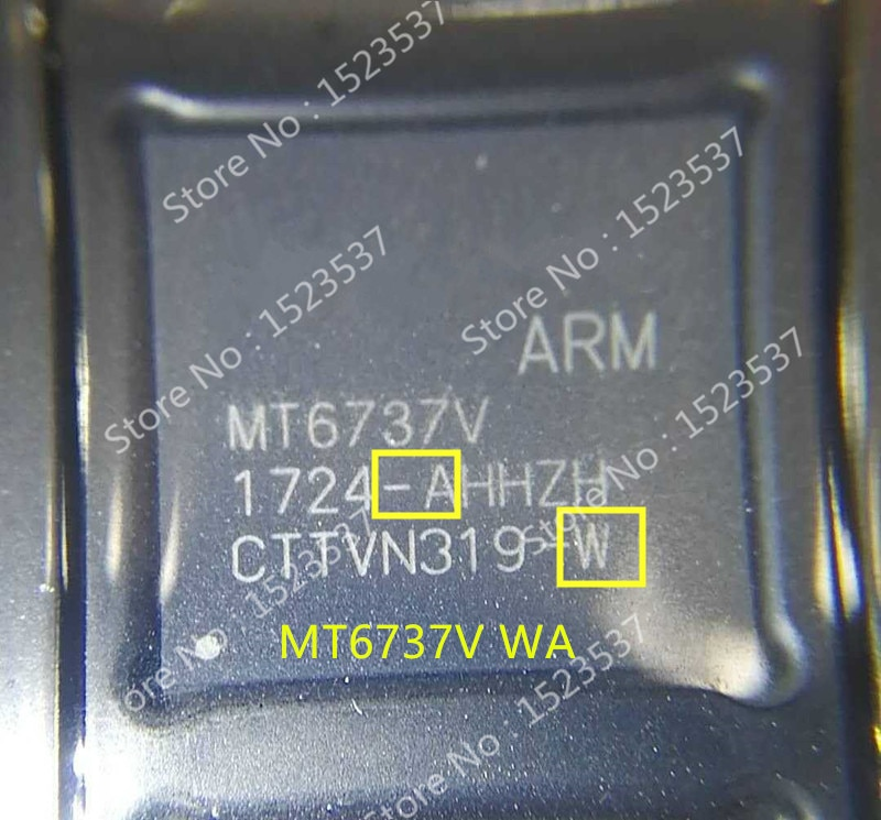 1 шт./лот MT6737V WA MT6737V WM MT6737V WT MT6737V CT MT6737V CA