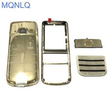 Back Cover kepad Full housing For Nokia 6700 Classic Full Housing 6700C Battery Door Case Keypad Keyboard Golden Black Silver