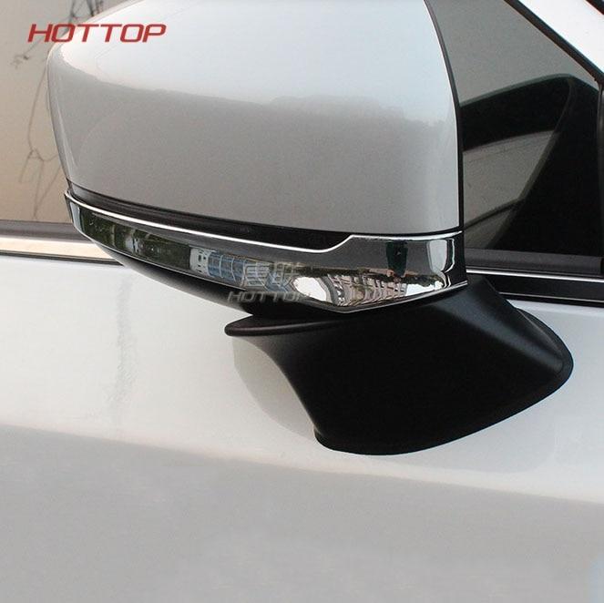 For Mazda Cx-5 Cx5 KE 2014-2020 Chrome Rearview Side Door Mirror Cover Trim Strip Rear View Garnish Decoration accessories