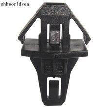 shhworldsea auto clip fastener  for radiator grille clip for honda 91578-SV4-003 for accord 1994-on