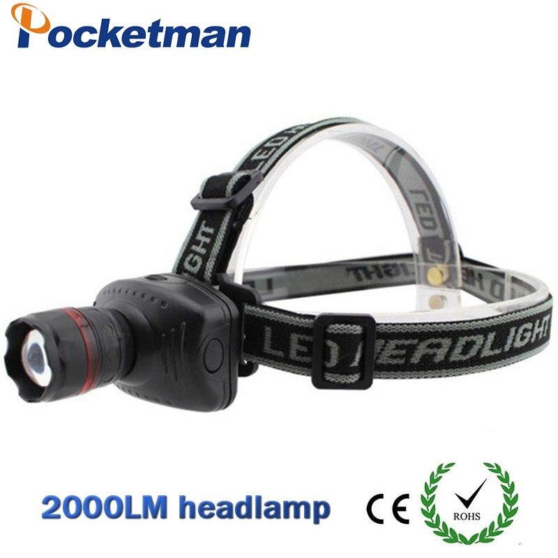 ¡Oferta! 2000lm led de faro delantero, mini faro delantero de buena calidad, faro led, linterna led, linternas LED