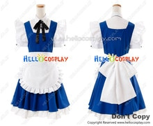 Touhou projet Cosplay Sakuya Izayoi Costume robe ensemble complet H008
