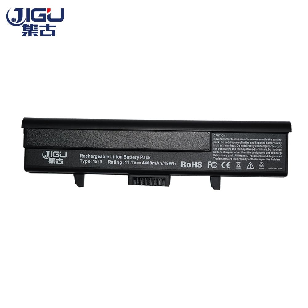 Jigu de alta capacidad negro 6 celdas de batería del ordenador portátil...