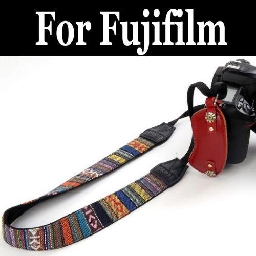 Cámara cuello hombro Cámara Correa suave Slr Durable para Fujifilm Finepix S8300 S8400w S8500 S8600 S9200 S9400w S9800 S9900w