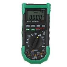 5 em 1 Ruído Iluminação MS8229 MASTECH Multímetro Digital Temperatura Umidade Tester ferramenta de Diagnóstico-Gama Auto LCD Backlight