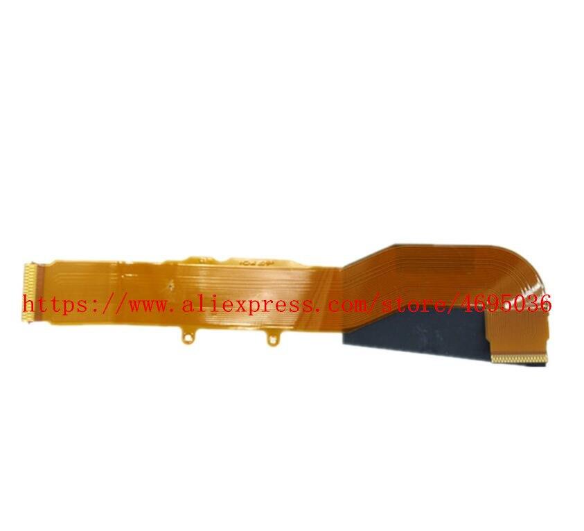 Placa madre de conexión de la caja del espejo del cable flexible Original para Nikon D600 D610 piezas de reparación de la Cámara de la Unidad de reemplazo
