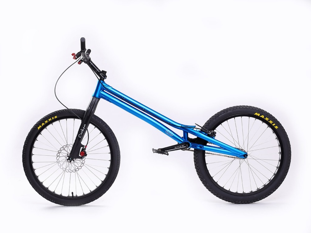 ORIGINAL ECHO GU PRO 24, prueba de bicicleta