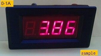 AC digital múltiple panel de medidor de potencia Watt factor de potencia kWh voltaje frecuencia actual 1A