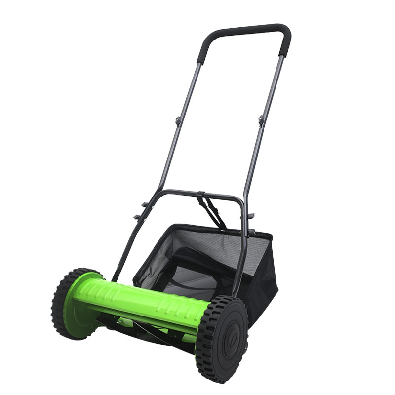12-20 Inch Manual Mower Lawn Trim For Football Field/Garden Practice Enjoy Outdoor Work