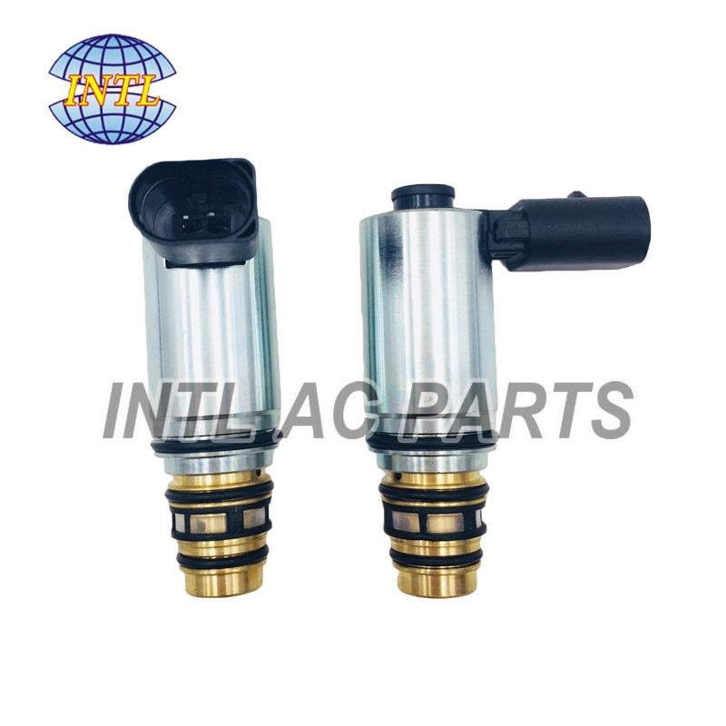 Sprężarka samochodowa PXE16 zawór sterujący dla Audi/VW 1K0820803 1K0820803F 1K0820859D 2E0820803A 1K0820803P 1K0820803Q