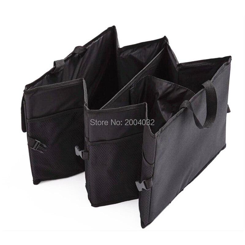 Coche bolsa organizadora para maletero Auto Interior accesorios para bmw x5 e53 citroen c4 saab 9-3 audi a6 bmw f10 ford mondeo ford peugeot 407