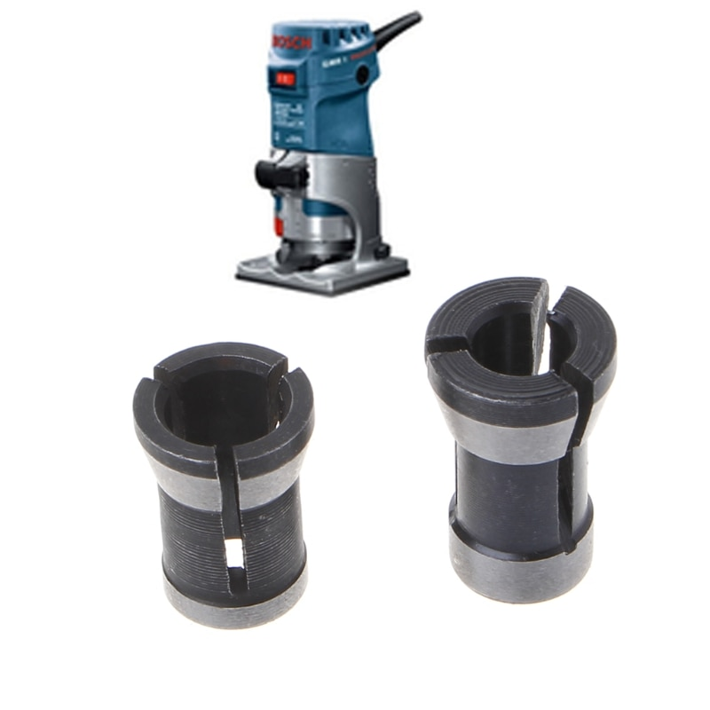 Máquina de corte de mandril de 6,35/8mm fresadora eléctrica JUL14-A de alta precisión