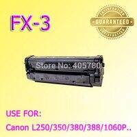 FX3 toner cartridge compatible for Canon L250/350/380/388/1060P/L240