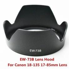 EW-73B 67mm ew 73b EW73B pare-soleil réversible caméra accessoires lents pour Canon 650D 550D 600D 60D 700D 18-135 17-85mm objectif