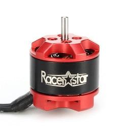 Радиоуправляемый мотор Racerstar 1106 BR1106 3800KV 1-3S, бесщеточный, для 100 120 150 стеклянных мультироторов, 4 шт.