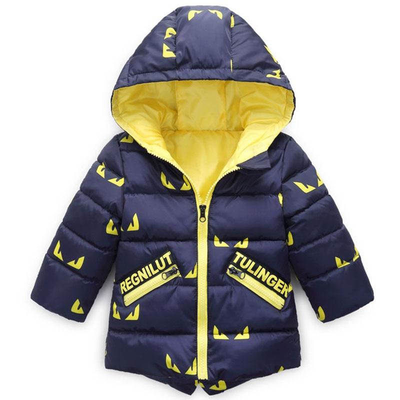 Kids Autumn Winter Down Jacket Batman for Boys Girls Halloween Christmas Snowsuit Casual Hooded Coat Children Outerwear Overall
