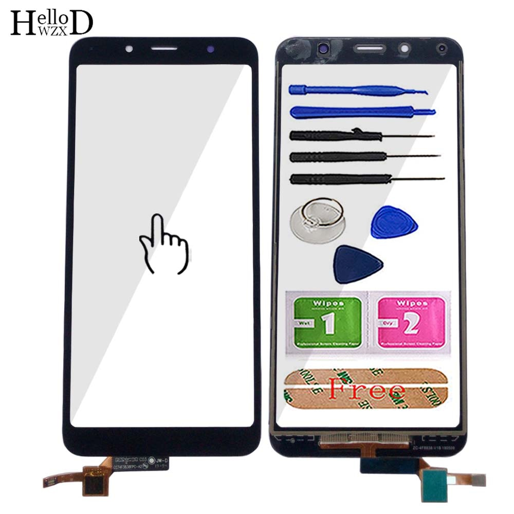 5.45'' Mobile Touch Screen For Xiaomi Redmi 7A Touch Screen Digitizer Panel Front Glass Sensor TouchScreen Mobile Tools Adhesive mobile touch screen for alcatel one touch pop c7 7041 ot 7041d 7041x 7040e 7041d front touch screen digitizer panel sensor